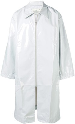 A-Cold-Wall* Boxy Single-Breasted Coat