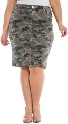 SLINK Jeans The Skirt