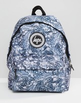 Hype Backpack Marble