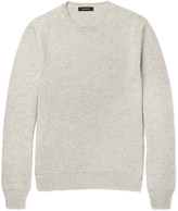 Ermenegildo Zegna - Mélange Cashmere Sweater