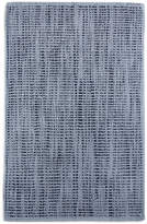"Hotel Collection Fashion 30"" x 50"" Textured Flat-Weave Bath Rug, Created for Macy's"