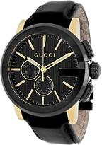 Gucci G-Chrono Collection YA101203 Men's Stainless Steel Analog Watch