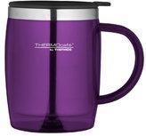 Thermos ThermoCafé Translucent Desk Mug, Purple, 450 ml