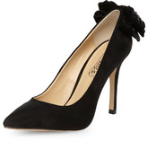 Timeless shoes Timeless black bow court