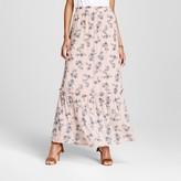 Blu Pepper BLU·PEPPER Women's Printed Prairie Maxi Skirt Juniors')