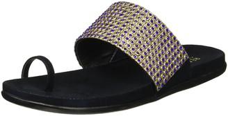 Kenneth Cole Reaction Women's Slim Tricks 2 Toe Ring Sandal Flat