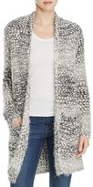 B Collection by Bobeau Harper Eyelash Knit Cardigan