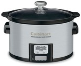 Cuisinart 3.5-Quart Programmable Slow Cooker by