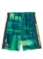 Under Armour Toddler Boy's Blast Eliminator Heatgear Shorts