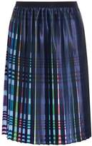 Emporio Armani Fantasia Pleated Skirt