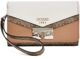 GUESS Slater Color-Blocked Ph Organizer