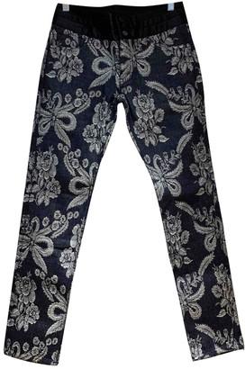 Junya Watanabe Blue Denim - Jeans Trousers