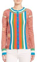 Missoni Contrast Stripe Cardigan