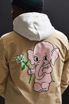 Urban Outfitters Elephant Coach Jacket