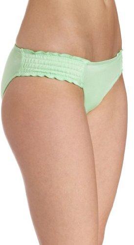 Seafolly Women's Shimmer Shirred-Side Bikini Bottom