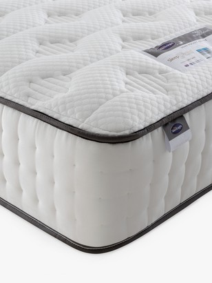 Silentnight Sleep Genius 3000 Pocket Geltex Mattress, Medium Tension, Single