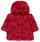 George Faux Fur Coat