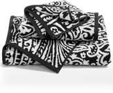 Charter Club Elite Cotton Fashion Paisley Washcloth, Created for Macy's