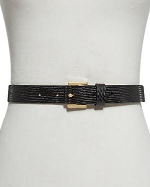 Frame Le Square Women's Leather Belt