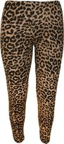ZJ Clothes Women Printed Leggings Pants Like a Boss Work out Aztec Rose and Skull Wetlook