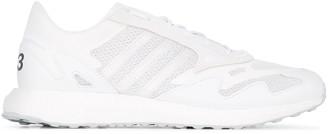 Y-3 Y 3 Rhisu Run panelled sneakers