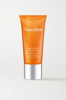 Natura Bisse Cc Vitamin Sheer Fluid, 50ml
