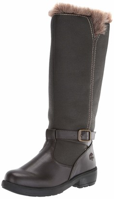 totes Esther Womens Snow Boot Brown