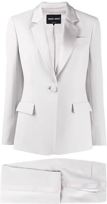 Giorgio Armani Trousers Suit Set