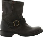 Fiorentini+Baker Women's Eli Buckle Strap Suede Boot