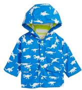 Hatley Dinosaur Menagerie Color Changing Hooded Raincoat