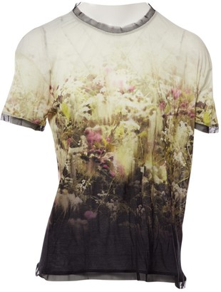 Valentino \N Green Polyester Tops