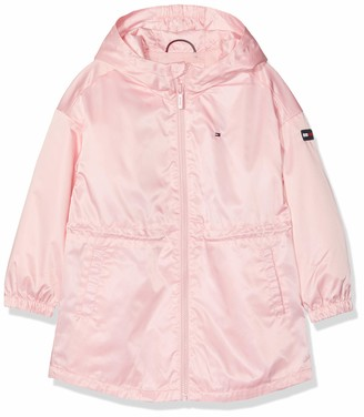Tommy Hilfiger Girl's Light Nylon Parka Coat