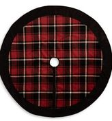 Glucksteinhome Plaid Tree Skirt