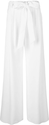 Milly flared trousers