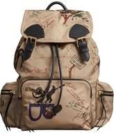 Burberry medium Rucksack printed backpack