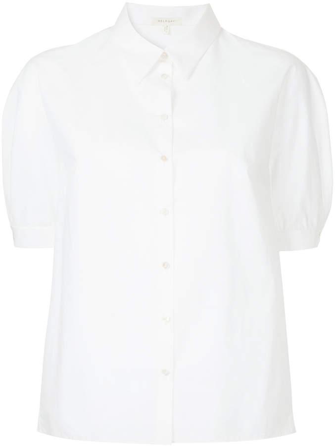 DELPOZO shortsleeved shirt