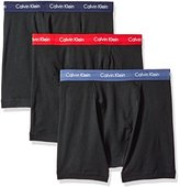 Calvin Klein Men's 3-Pack Cotton Stretch Boxer Brief