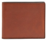 Brioni Bi-fold leather wallet