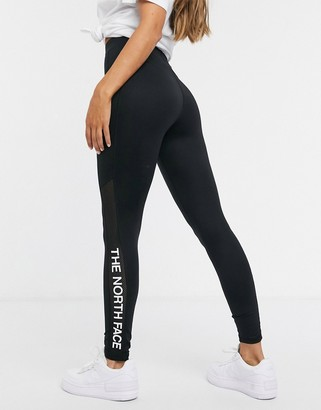 The North Face TNL High Rise legging tight in black