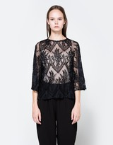 Larkin Lace Blouse