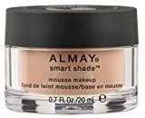 Almay Smart Shade Mousse Makeup, Light/Medium, 0.7 Fluid Ounce