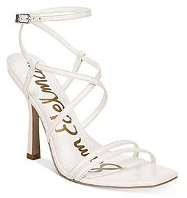 Sam Edelman Women's Leeanne High-Heel Strappy Sandals
