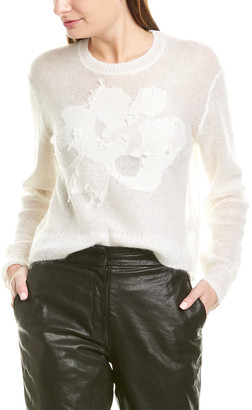 Rag & Bone Milton Mohair, Wool, & Silk-Blend Sweater