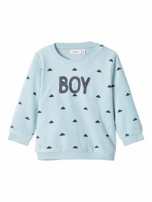 Name It Girl's Nbmdesimme Vel O-Neck Sweatshirt