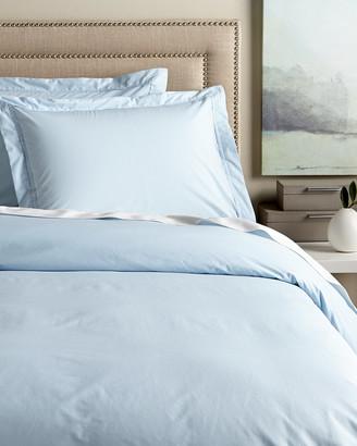 Melange Home Double Pleat Cotton Duvet Set