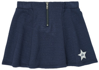 Ikks XR27072 girls's Skirt in Blue