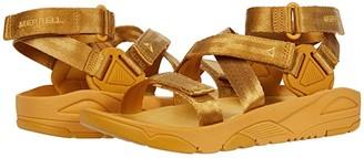 Merrell Belize Mid Web (Gold) Women's Shoes