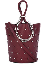 Alexander Wang Roxy bucket tote - women - Leather - One Size