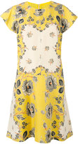 Etro floral print shift dress - women - Silk - 44
