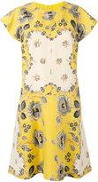 Etro floral print shift dress - women - Silk - 46